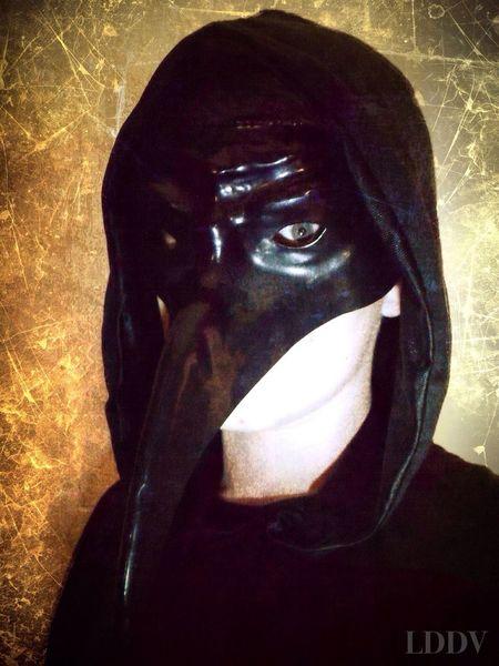 The Mask (modèle : Tak) Mask Masque LDDV