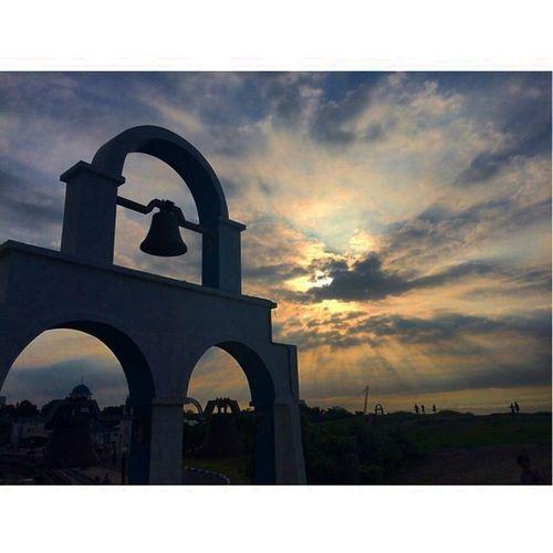 南寮漁港 Sunset_collection The View And The Spirit Of Taiwan 台灣景 台灣情 Enjoying Life Enjoying The Sun Sky_collection Relaxing Great Performance Nature_collection Happiness ♡