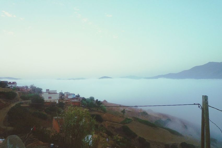 Hi! EyeEm Nature Lover Landscape Beautiful Nature Clouds & Sky A Stehat Borde 2013 Tetouan Morocco