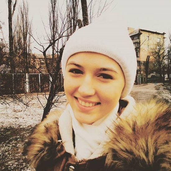 Замоталась))) Selfie , Me , Beautyful  , Winter , White ,