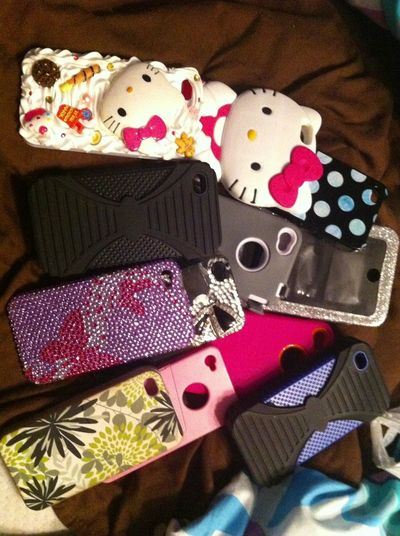 Some Of My Cases