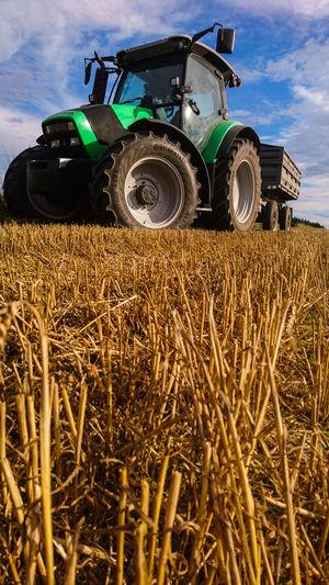 tractor Rural