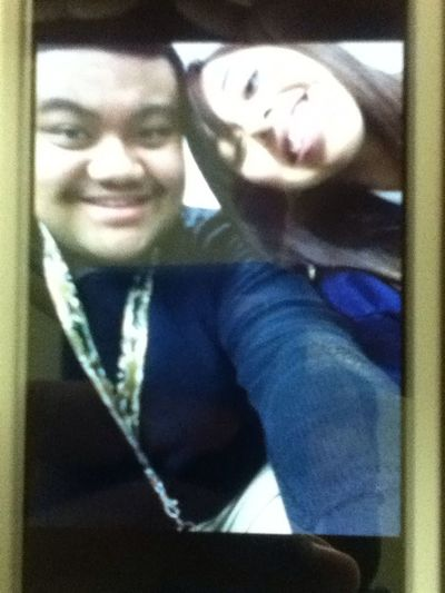 This is late, but Marlene & I.