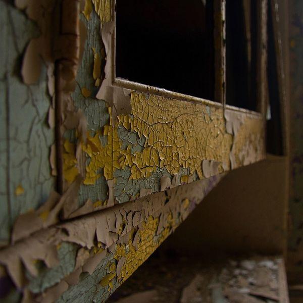 Paint Urbex Decay Beauty