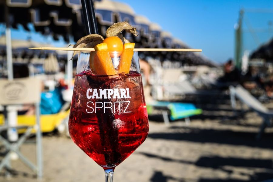 Campari Spritz Campariparty Summer Beach Life Happy Hour Relaxing EyeEm Best Shots