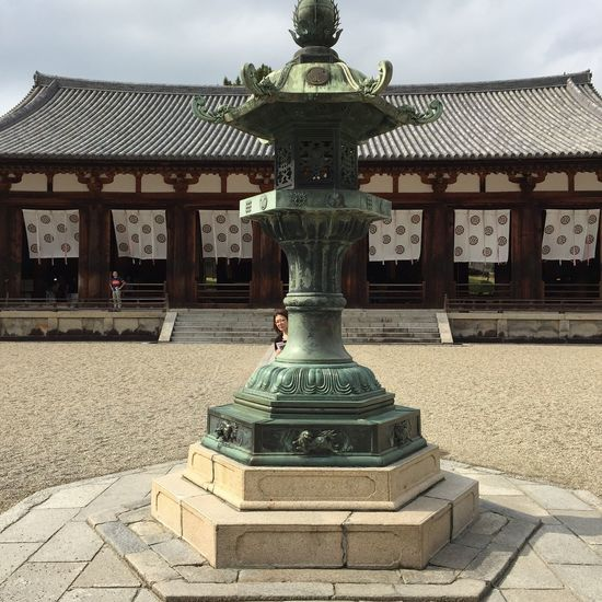 Japanese Temple 奈良 寺 法隆寺 Japan Nara 聖徳太子 美人