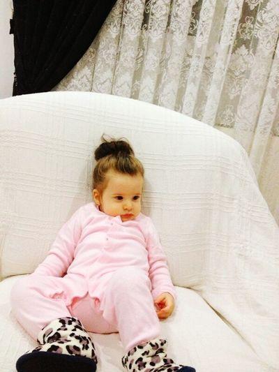 Ela'Aslı Myhoney Baby 1yaşındayızartık Keyifdüşkünü😊