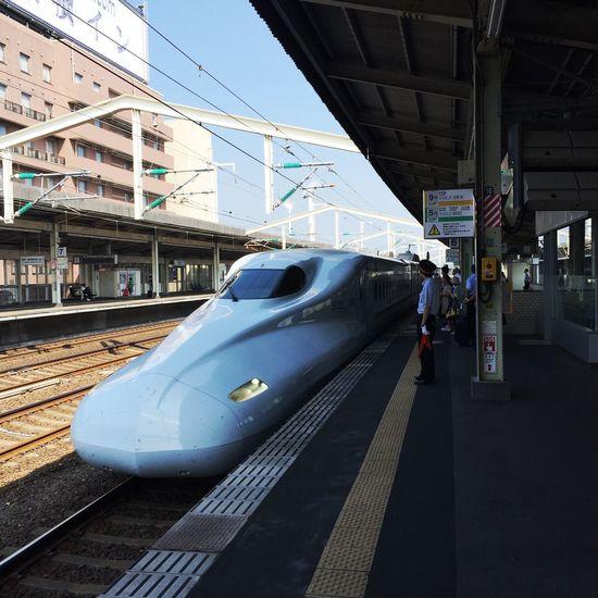 Bullet Train 新幹線 Landscape