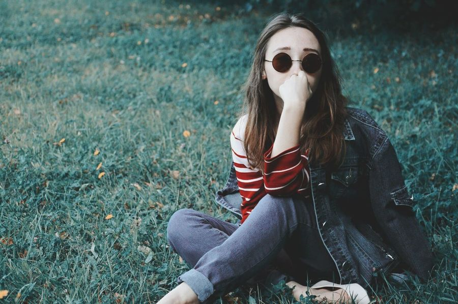Portrait People One Person Nature Young Women Girl Dollface Hipster First Eyeem Photo