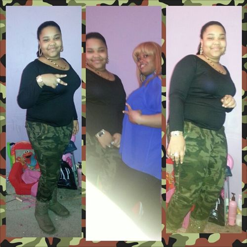 Me & My Auntie