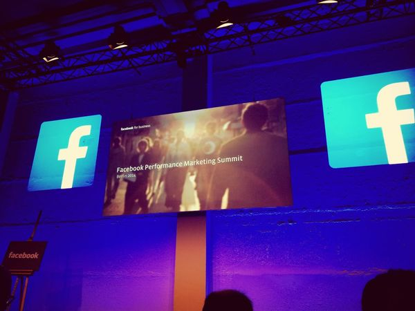 Facebook Conference : Performance Marketing Summit
