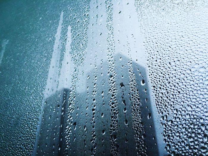 濕 City 城市城事 Street 街 Rain 雨天 雨 窗 水珠