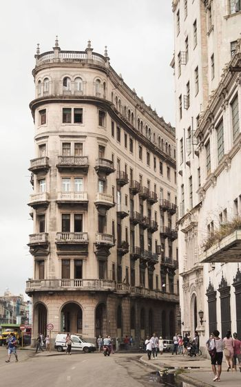 Barrio chino, La Havana Cuba Havana Building Exterior Architecture Built Structure Group Of People City Crowd Building Lifestyles Street Travel Destinations