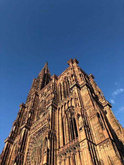Strasbourg's