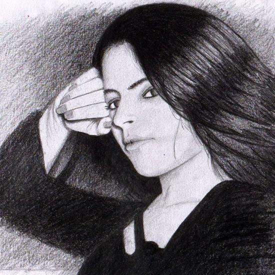 Souki Portrait Portrait Portrait Drawing Drawing