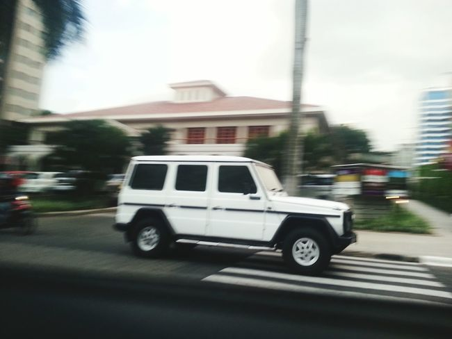 Capturing Movement Got a good snapshot of this Car