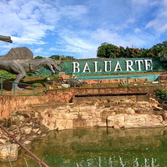Sky No People Day Outdoors Tree Baluarte, IlocosSur, Philippines BaluarteNiChavit Park Park - Man Made Space Blue Sky