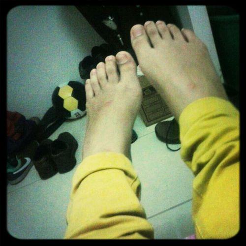 Me picaron los mosquitos ahh... :'(((
