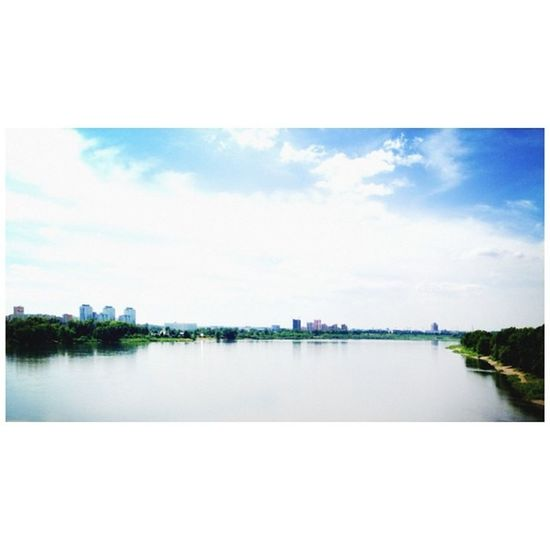 Kemerovo Кемерово кузбас река томь