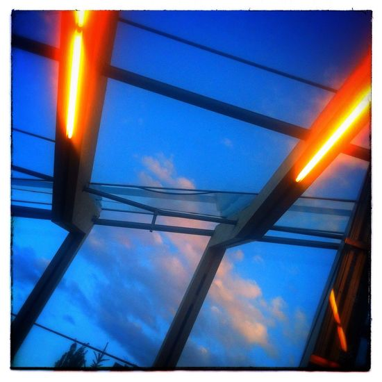 Electric skies. Photo Of The Day Clouds And Sky Photography IPhone