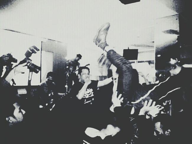 plester X Moshpit Live Performance