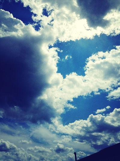 Небо Сибири / Siberian Sky Blue Sky