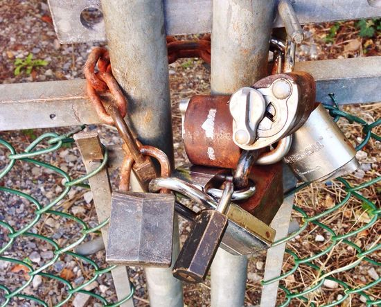 Padlocks Security Secrets