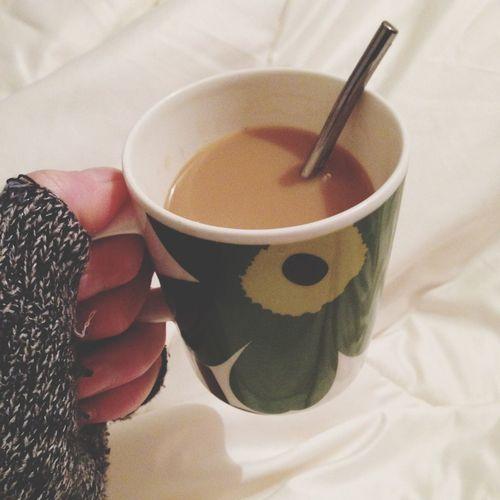 Goodnight Coffee Milk Marimekko