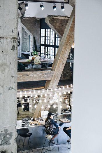 Interior Interior Interior Design M50 Shanghai Moganshan