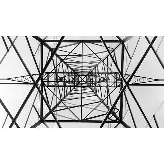 Highvoltage Tower Abstract Blackandwhite bnw blancoynegro pixlr vscocam vsco summer summertime summer2015 bestoftheday picoftheday tagsforlikes shoutout me