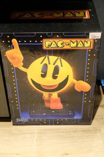Pac-man video game, a popular video game from the 1980's is popular with collectors and retro gamers worldwide PAC-MAN!! Pac-Man Video Game  Video Games Videogaming Pacman Video Gaming Videogame  Videogames