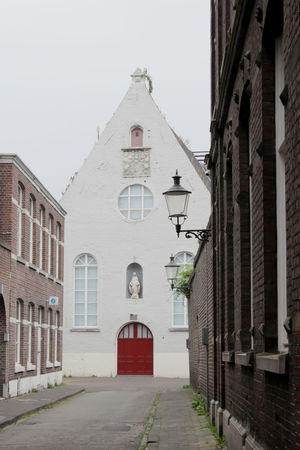 Church Architecture Building Exterior Built Structure Church Day Diminishing Perspective Exterior Façade No People Outdoors Place Of Worship Religion Sky Spirituality The Way Forward Travel Destinations Vanishing Point Walkway