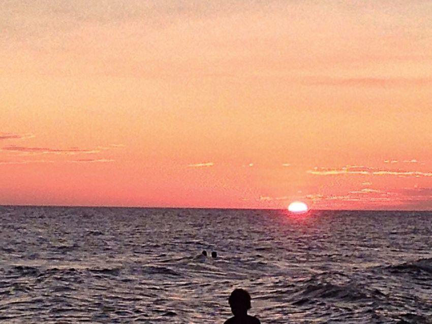 +1 Enjoying The Sun Sunshine Sea Sky