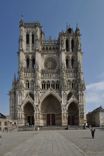 Amiens Amiens Cathedral Architecture Built Structure Cathedral Cathédrale Notre-dame D'amiens Church City Cultures History Place Of Worship Sacral Architecture Sacral Building Tourism Tourist Travel Travel Destinations Vacations