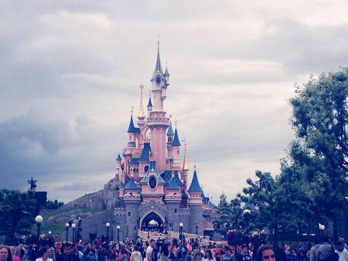 Disneyeping Beauty] Disney Disneyland Castle
