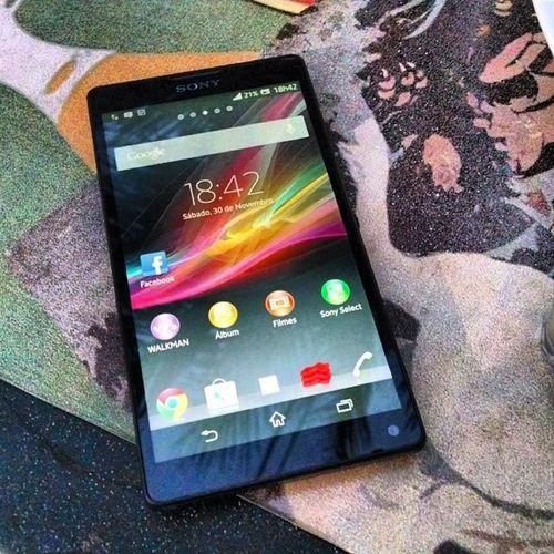 Weider's new phone XperiaZQ