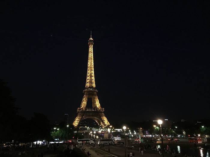 Eiffel Tower By