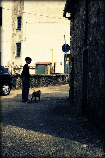 child with the dog Photos Around You Countryside Eyemphotography Picoftheday Enricofallico Eyem Gallery Tuscany Tuscany Italy EyeEm Gallery Photooftheday Week Of Eyeem Children Photography Children Boy