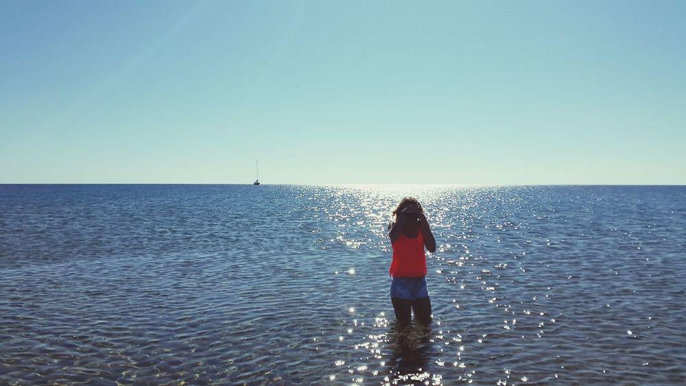 Feeling Lucky Eyemphotography Enjoying The Sun Open Your Eyes