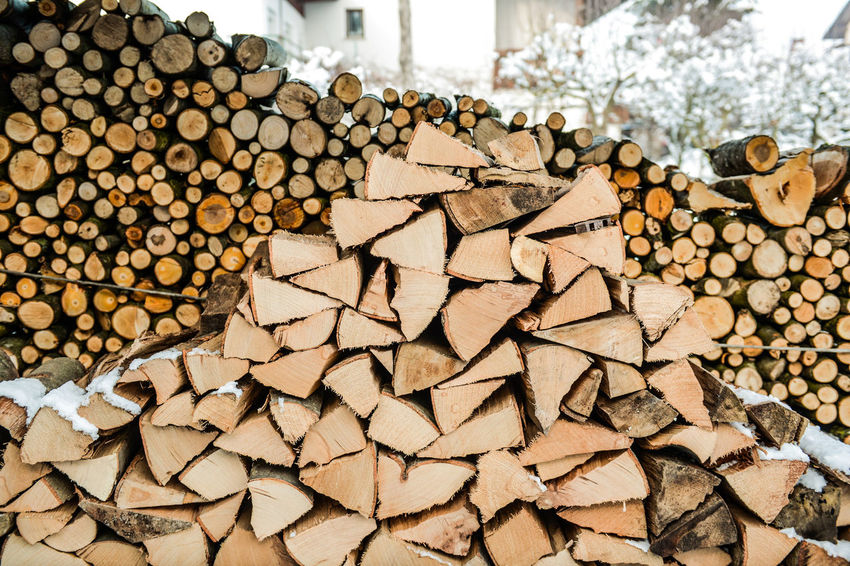 Abundance Cold Cold Weather Fire Fire Tongs Fire Wood Fuel Fuel And Power Generation Garden Heating Heating Costs Heating System Log Lumber Industry No People Spanner Spanners Spoke Stack Temperature Timber Winter Wintertime Wood Wood - Material