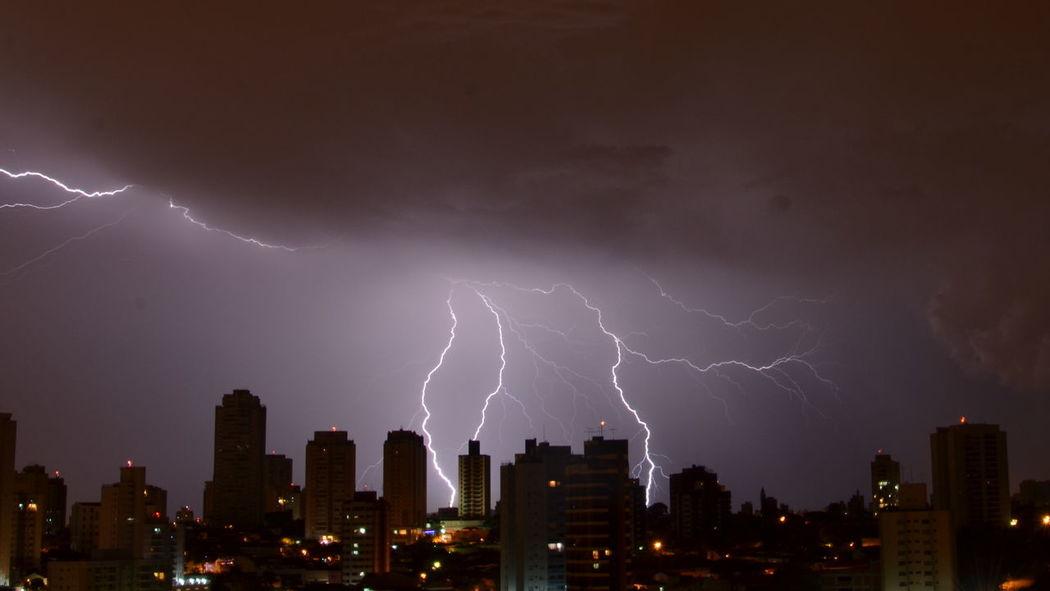 Cumulus Nimbus Lightning And Thunder Lightning Bolt Lightning Clouds Lightning Landscape Lightning Storm Lightningphotography Night Landscape Storm Clouds