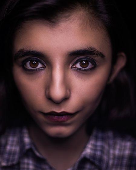Portrait Photography Portrait Portrait Of A Friend Color Portrait She