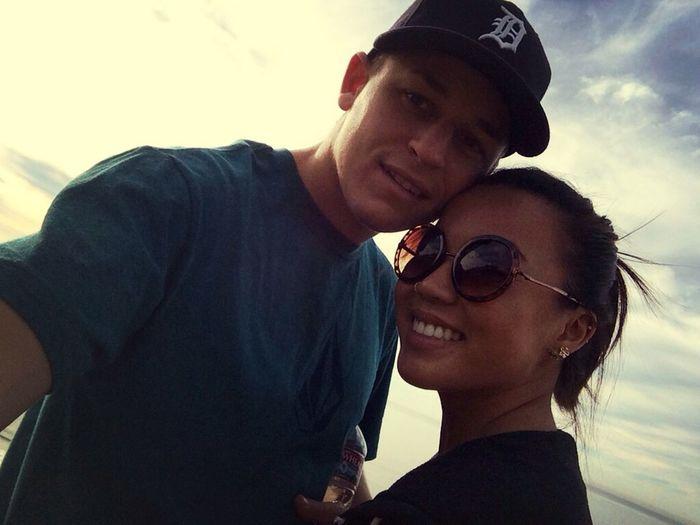 Hiking Torrey with my boy ??