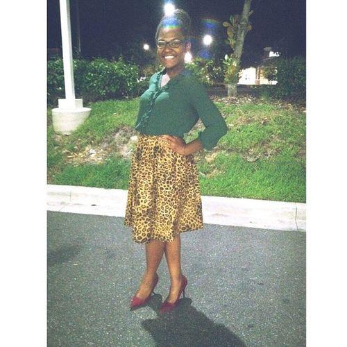 church flow last night Churchgirl Bighead