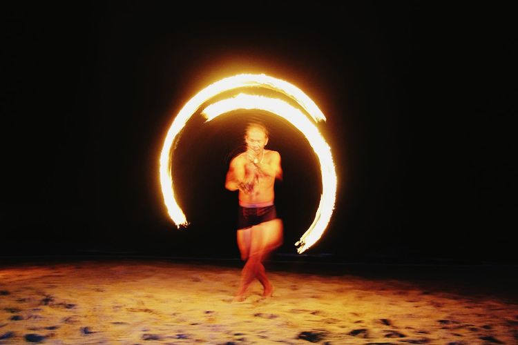 The Fire Dancer Fire Firedance Firedancersphillipines Fireart Fire And Flames PlayingwithFIRE