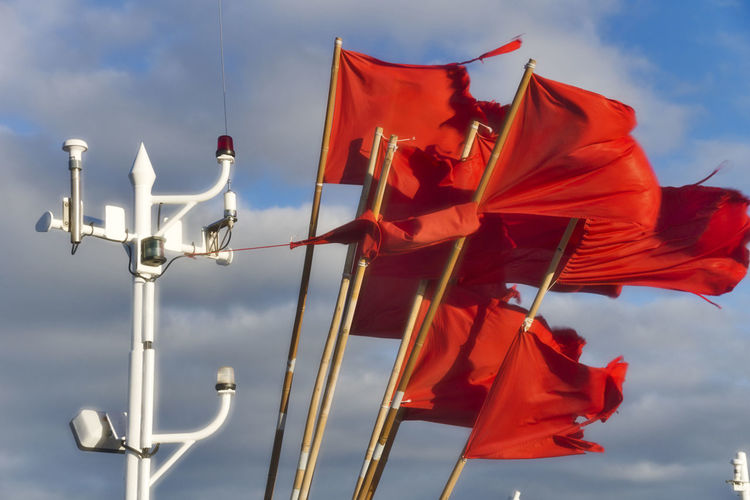 Red flags from