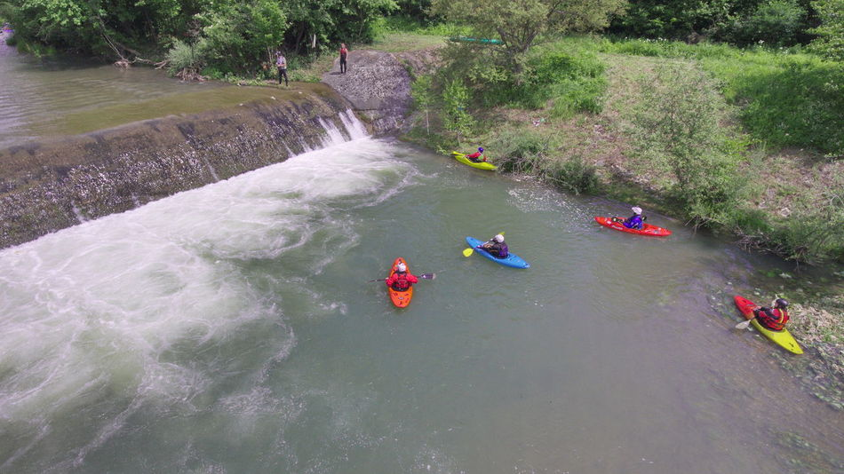 Regulo over the Stakčín village Adventure Drone Photography Dronephotography Droneshot Enjoyment Extreme Sports Friendship High Angle View Kayak Leisure Activity Lifestyles Live For The Story Men My First Drone Nature Outdoors Real People Regulo Rescue Team River Sport The Great Outdoors - 2017 EyeEm Awards Togetherness Vacations Water
