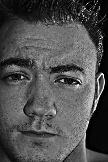 HDR Selfportrait Black And White Self-Portrait I'm Going #selfie Craaazy... Selfportrait