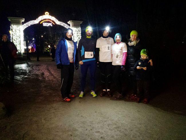 On the run Nightrunning
