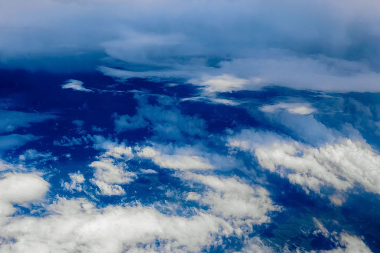 Aerial View Backgrounds Beauty In Nature Cloud - Sky Day Nature No People Outdoors Scenics Sky Tranquil Scene Tranquility